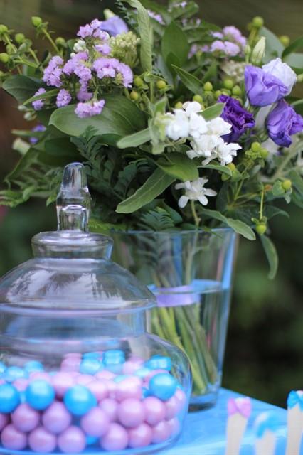 ממתקים ופרחים