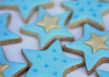 עוגיות כוכבים