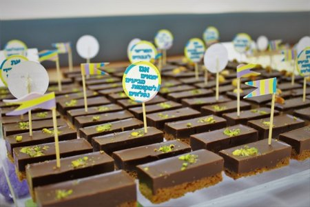 קינוחי קראנץ' שוקולד