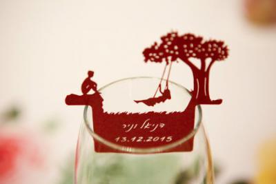 חתונה צבעונית