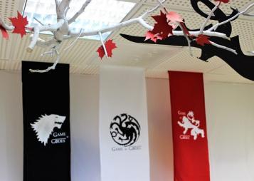 דגלי בתים ממותגים