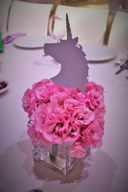 פרחים עם חד קרן
