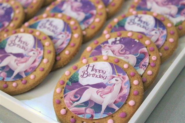 עוגיות חד קרן