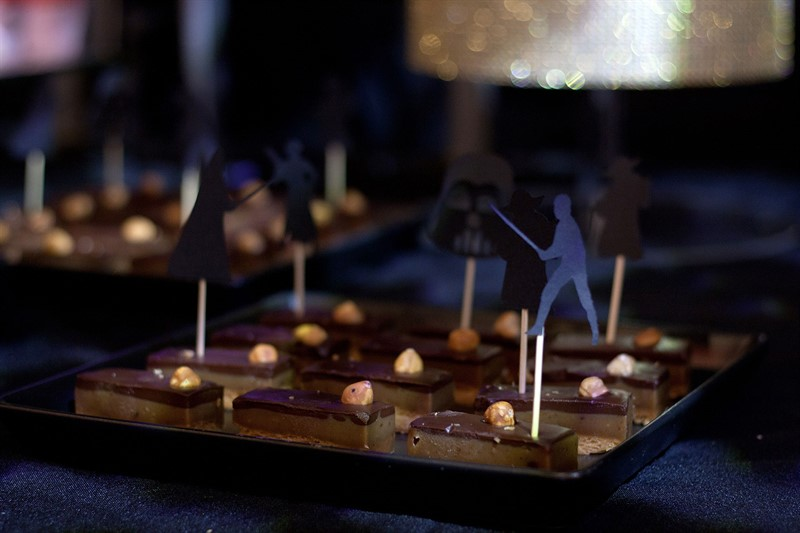 קינוחוני קראנץ' שוקולד